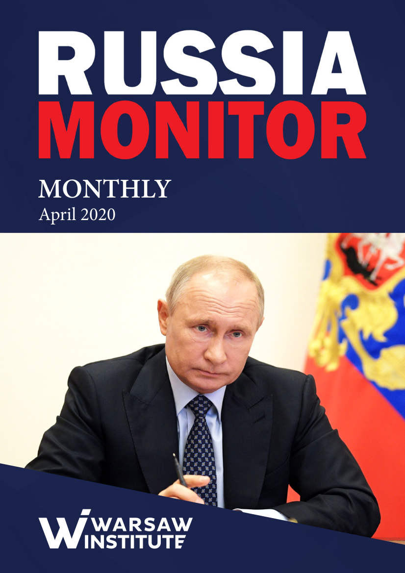 RUSSIA MONITOR MONTHLY 4/2020