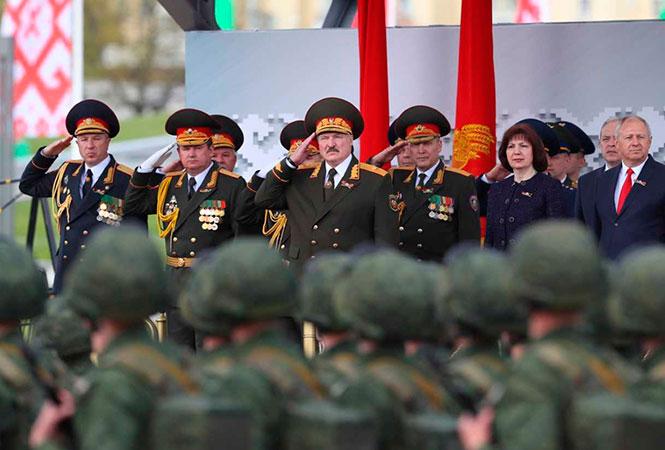 Dzień Zwycięstwa. Prestiżowa porażka Putina