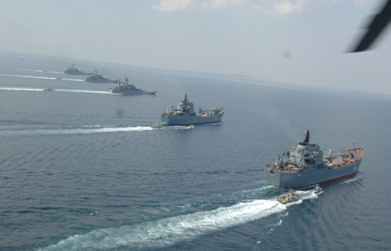 Tensions Rise in the Black Sea