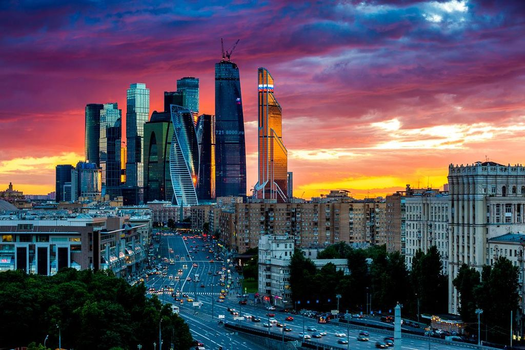 Moscow: The Capital of Russian Coronavirus Outbreak