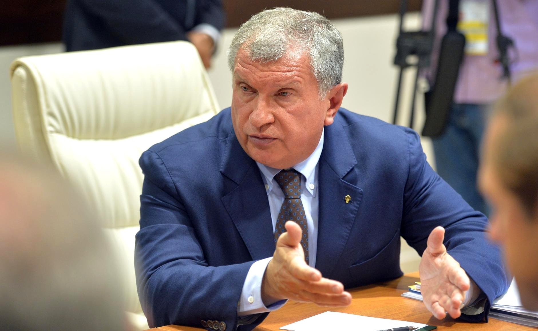 Russia's Rosneft Has New Ownership Structure But Same CEO