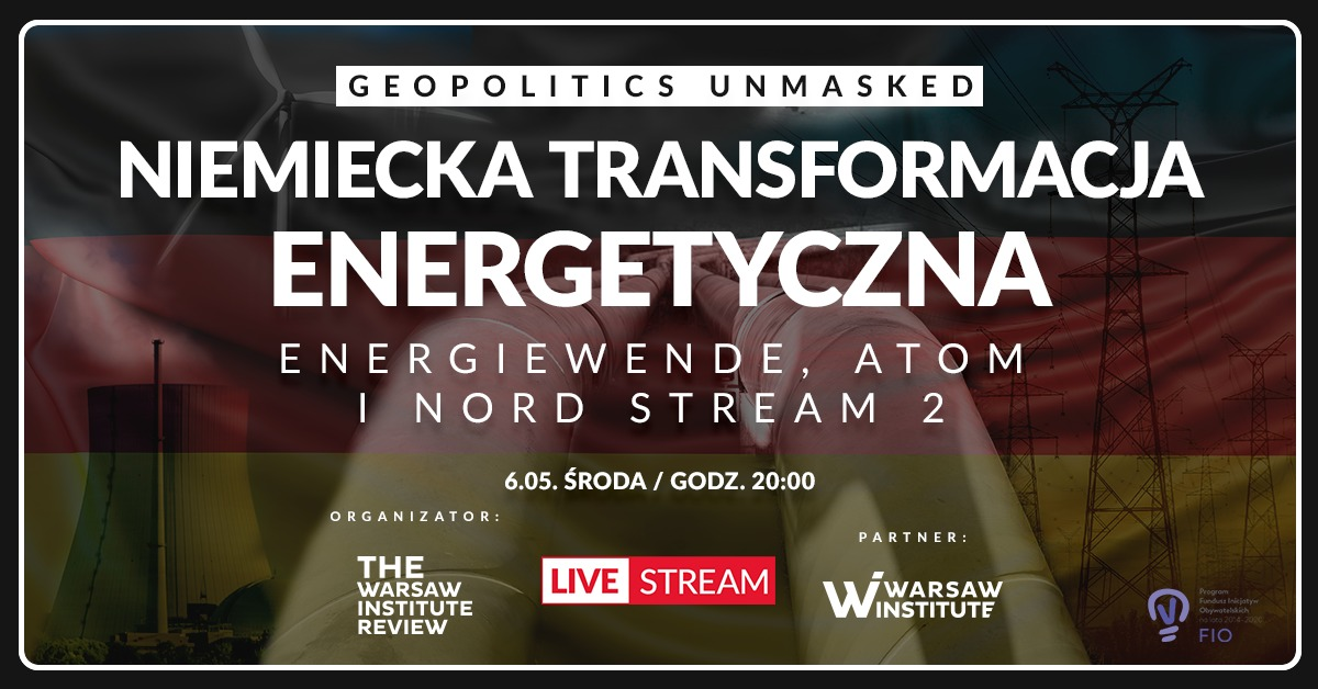 Niemcy: Energiewende, atom i Nord Stream 2
