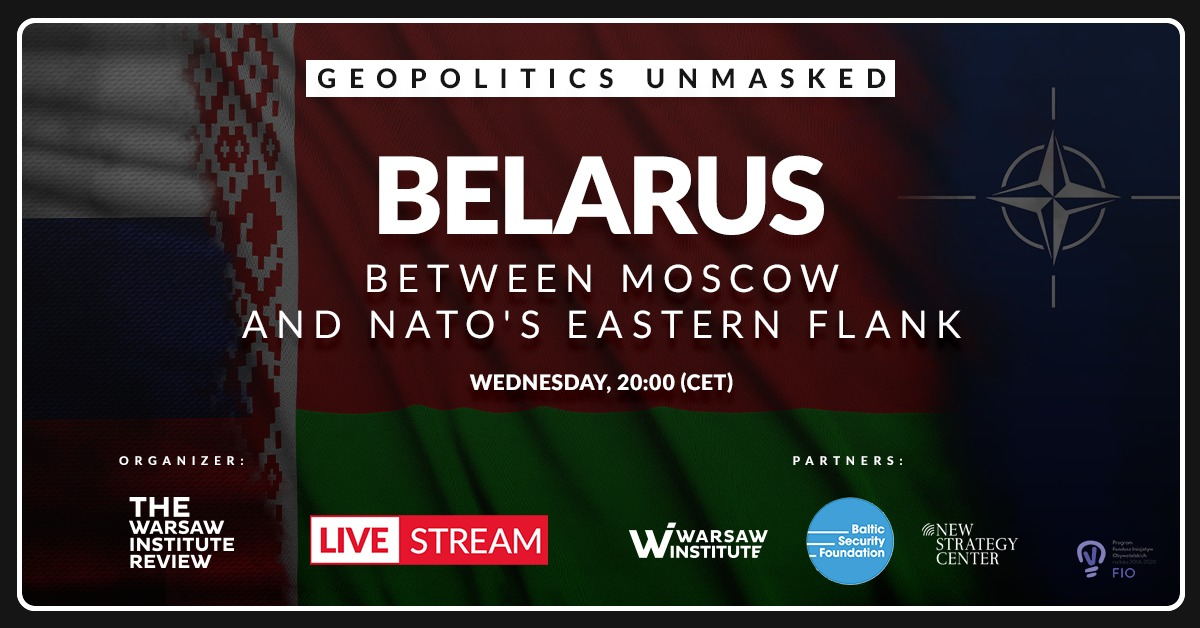 Belarus. Between Moscow and NATO's Eastern Flank