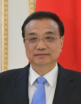 Li Keqiang's meeting with journalists