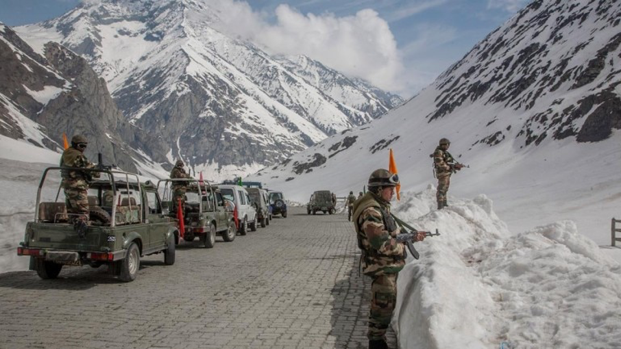 China – India clash in Eastern Ladakh