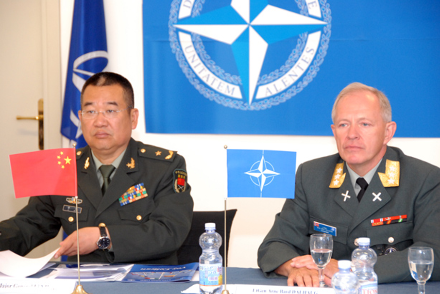 Chinese dilemmas in NATO