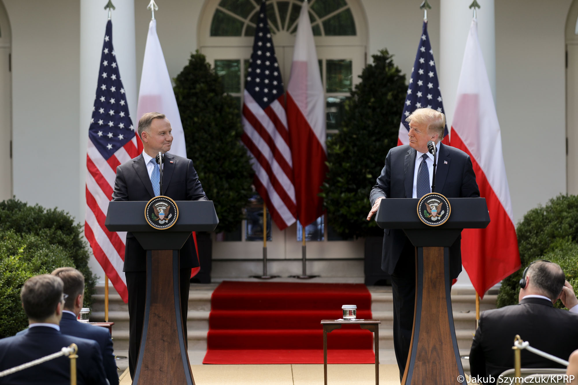 WI Daily News – Poland and US strengthen ties | Polish humanitarian aid for Ukraine and Moldova