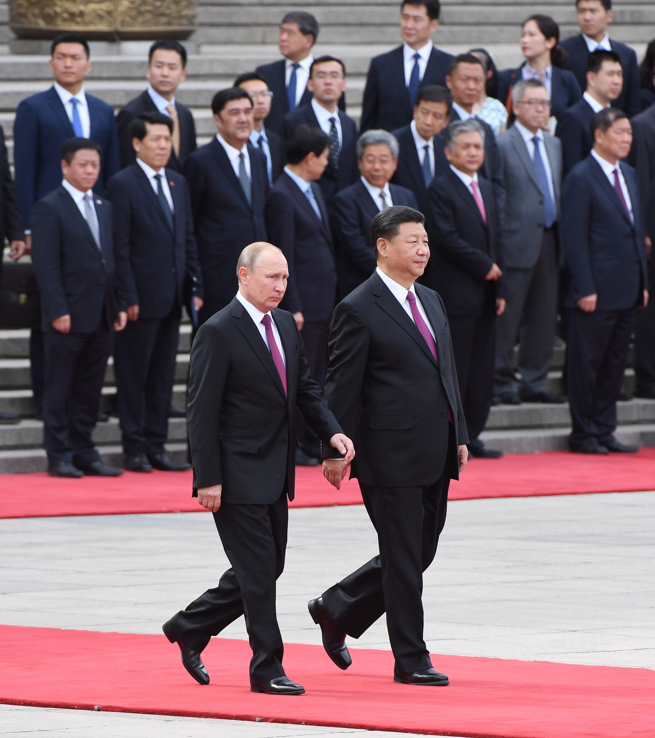 Russia-China: a limited liability military alliance