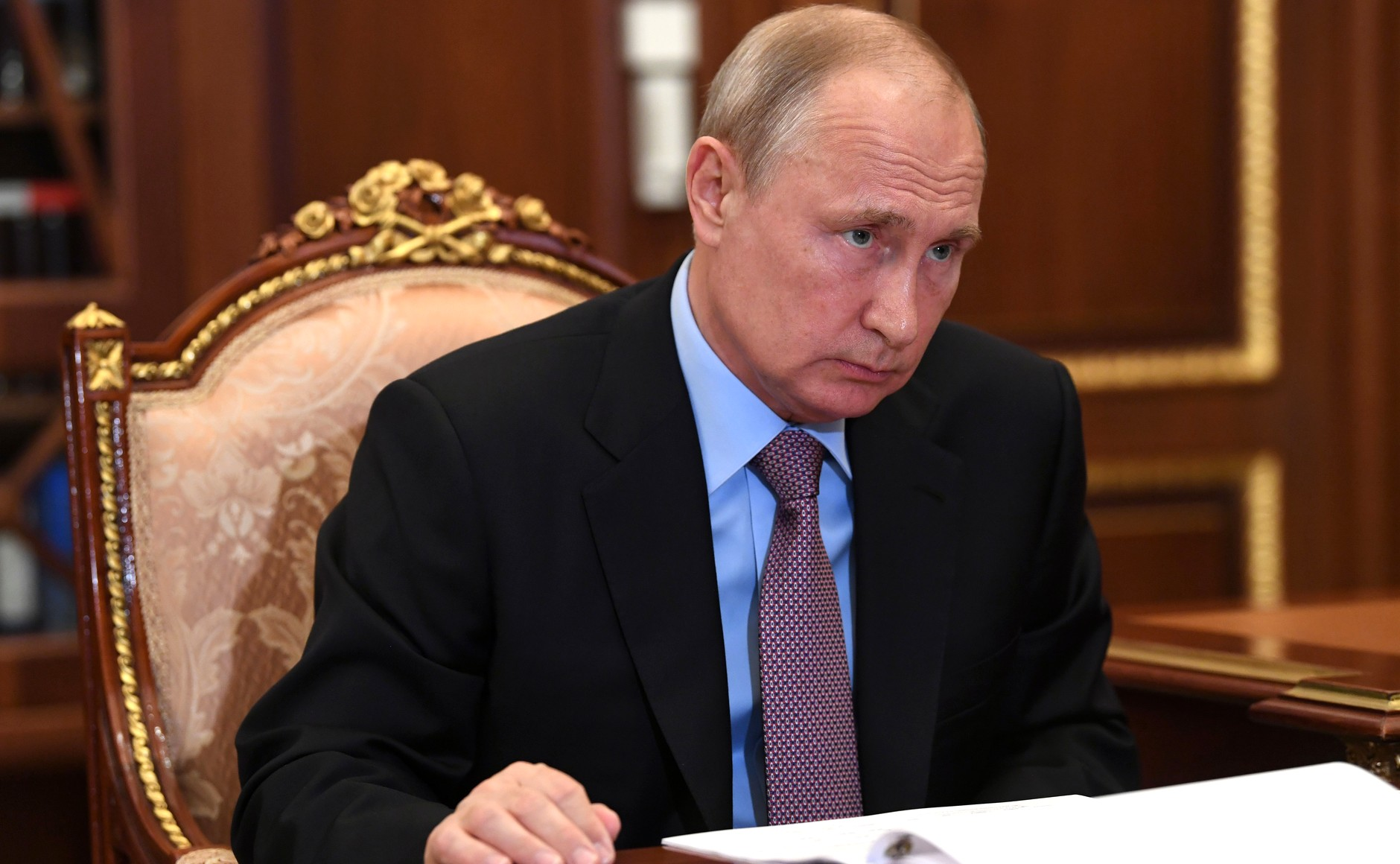 Putin Again Wages Memory War Warsaw Institute