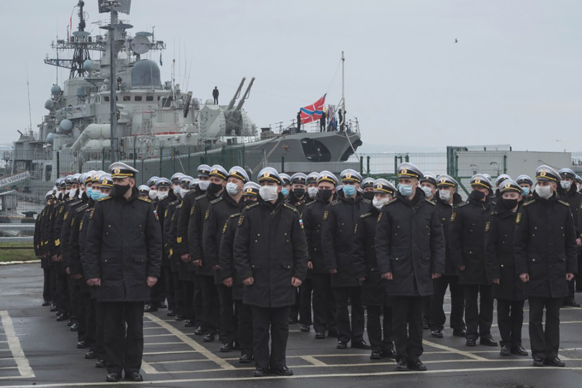 The Arctic Grows in Importance as Russia Establishes New Military District