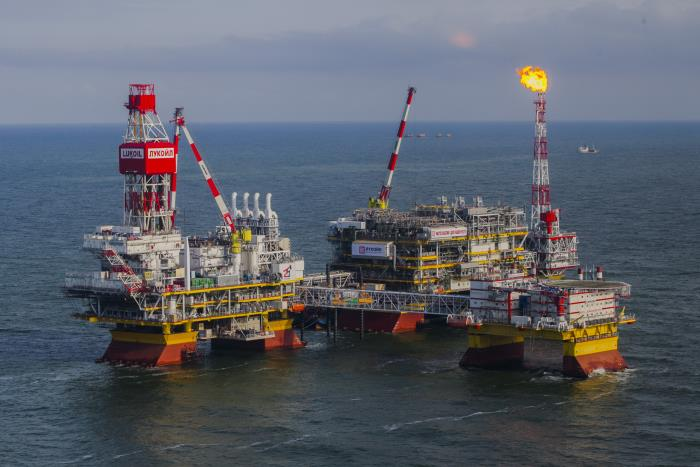 Lukoil Starts Drilling in the Caspian Sea