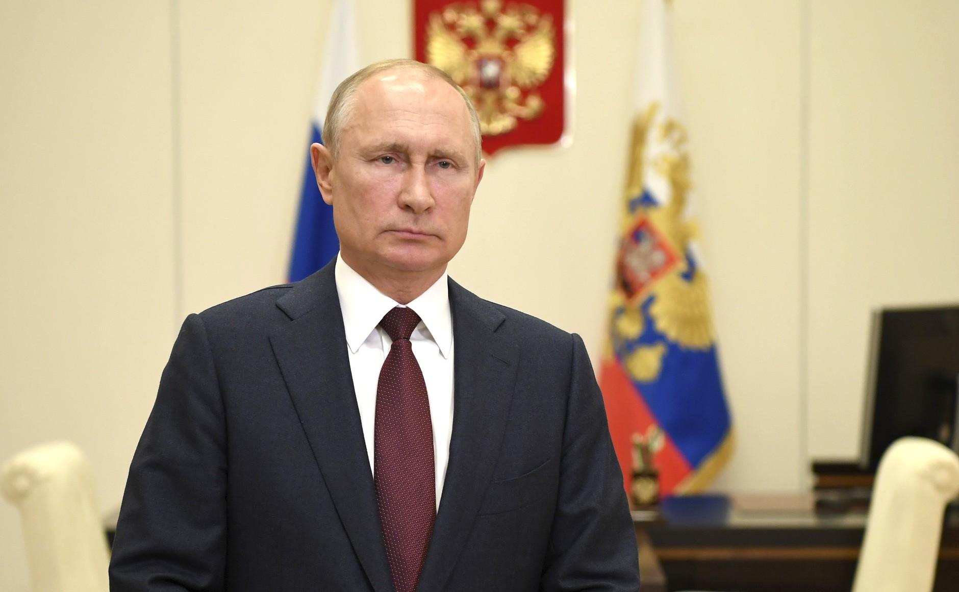 Putin's Constitution