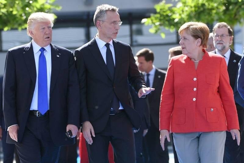 Czy Ameryka ukarze Niemców?