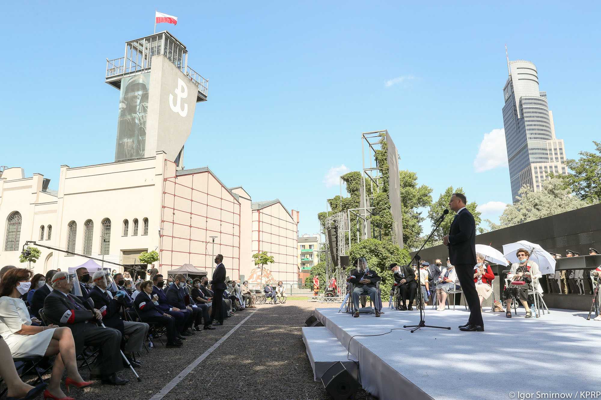 WI Daily News – Warsaw Uprising commemorations held in Warsaw
