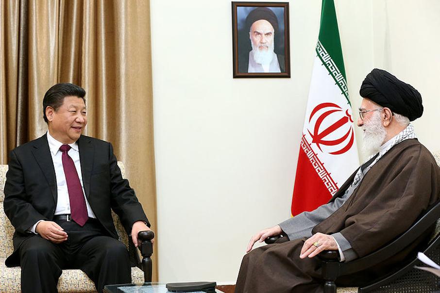 Chiny, Iran i globalna rywalizacja z USA