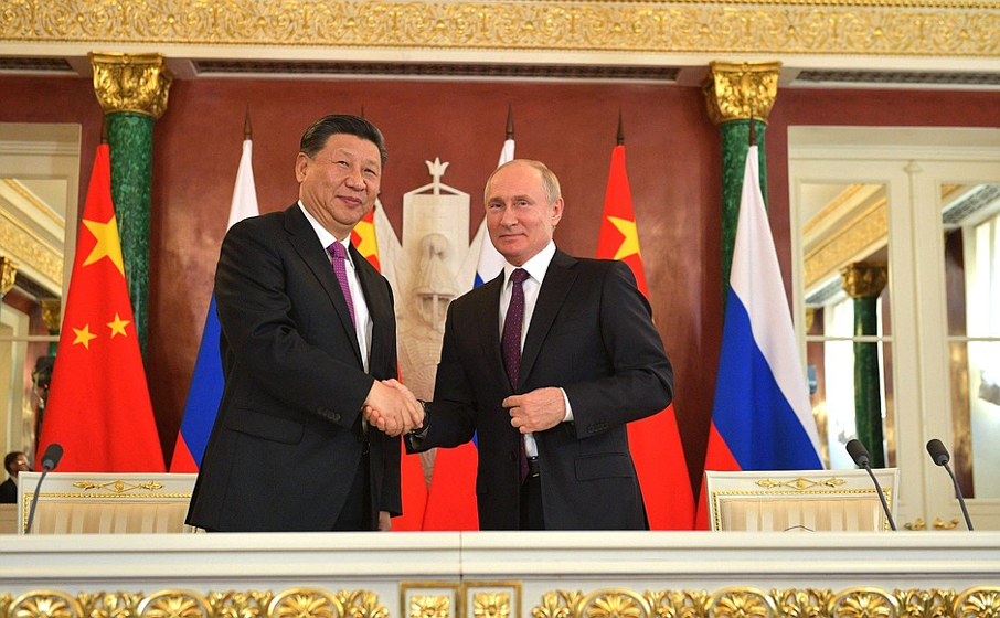 The strategic partnership between China and Russia at the time of the pandemic