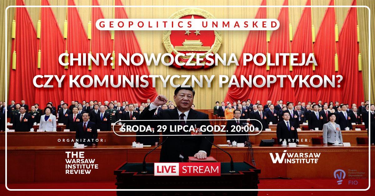 Chiny: nowoczesna politeja czy komunistyczny panoptykon? | DEBATA