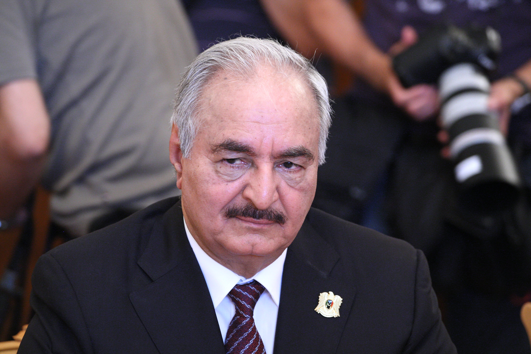 The Iran-Haftar links in Libya