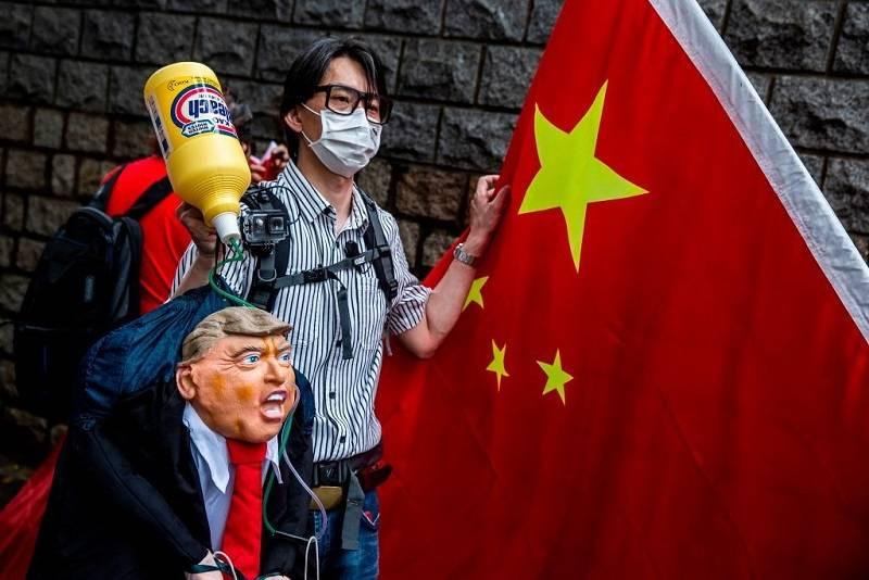 Hongkong, Tybet, WHO – chińsko-amerykańskie strefy starcia