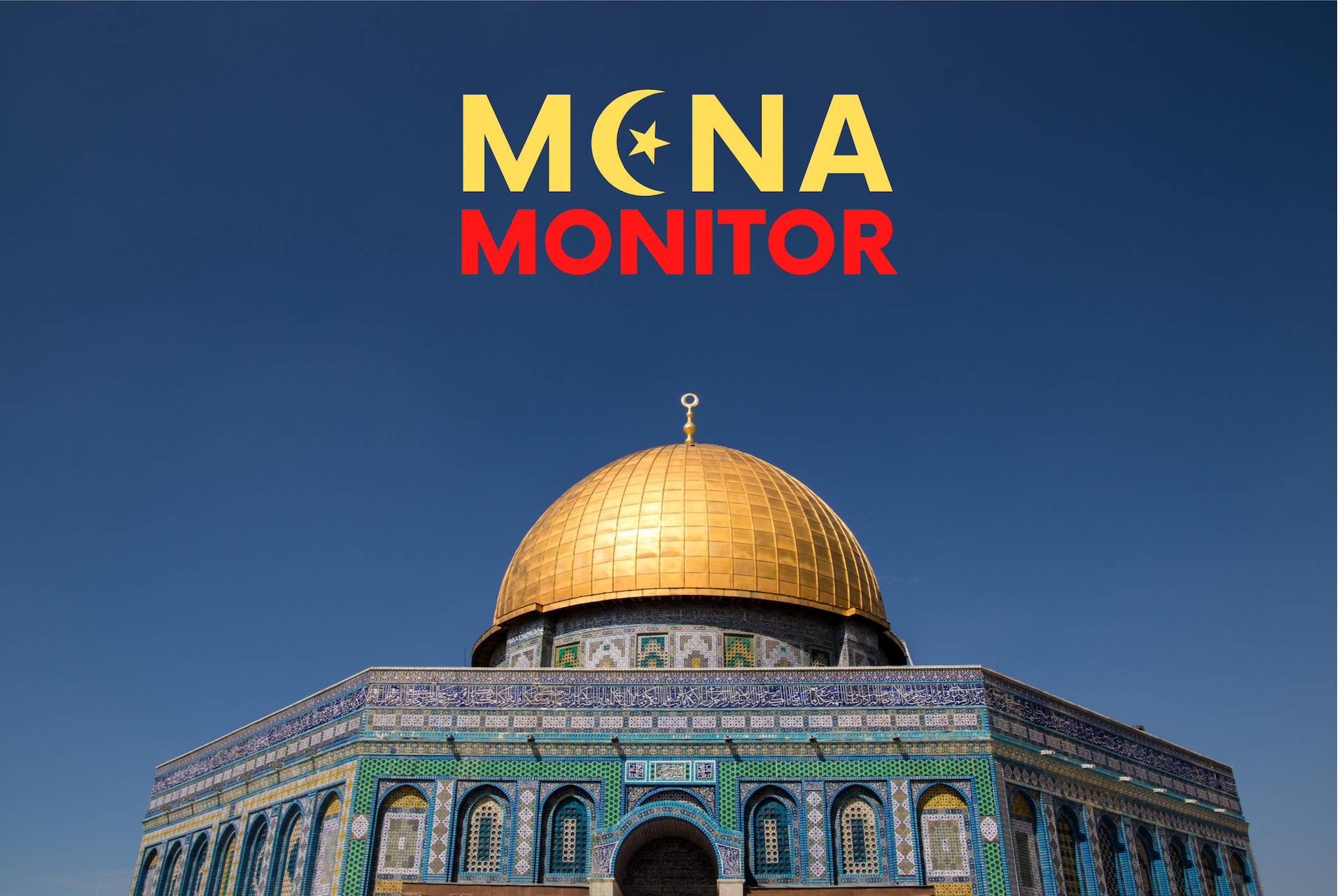 New analytical program: MENA Monitor