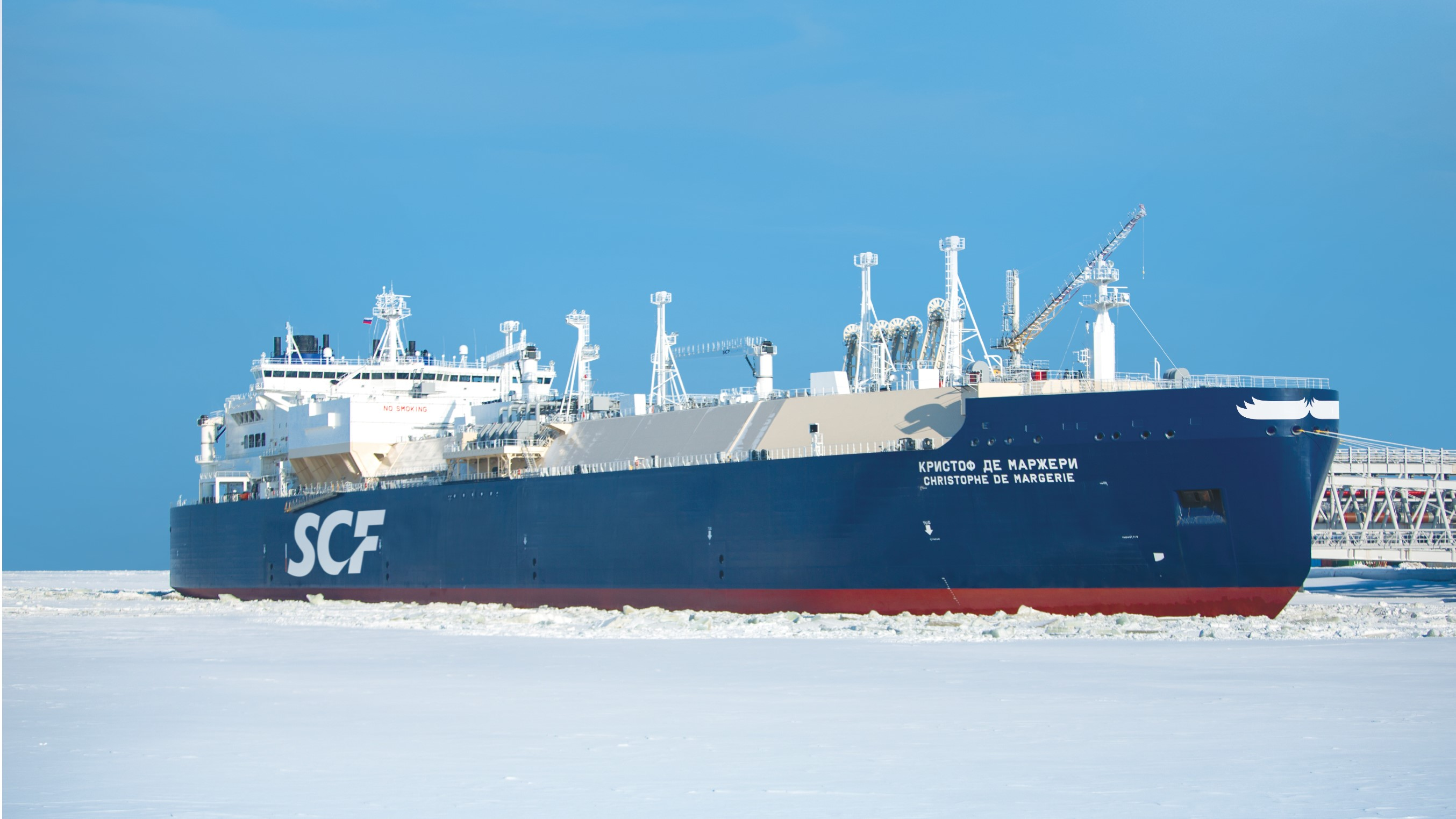 Novatek Delivers Liquefied Natural Gas Via Northern Sea Route