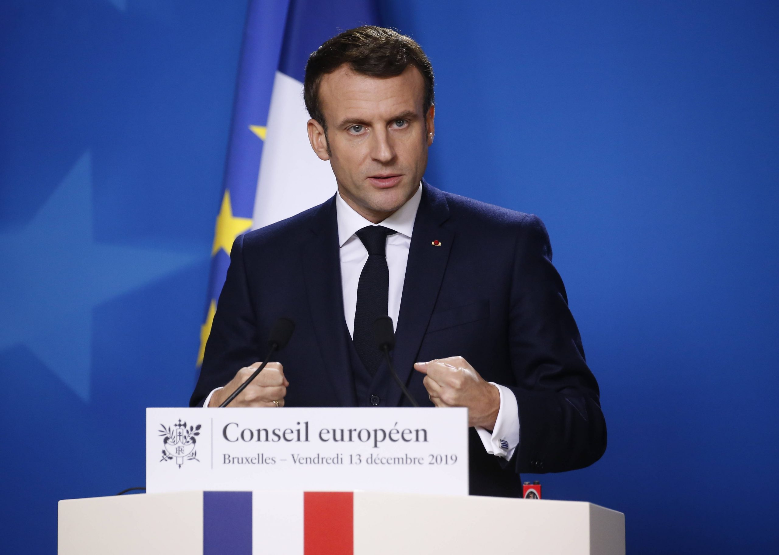The French Vision of Europe's Future