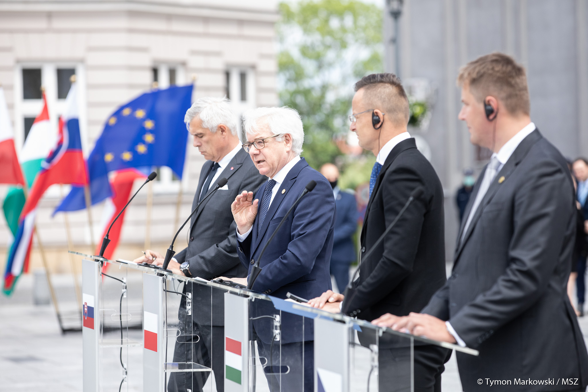 WI Daily News – V4 Foreign Ministers met in Wadowice