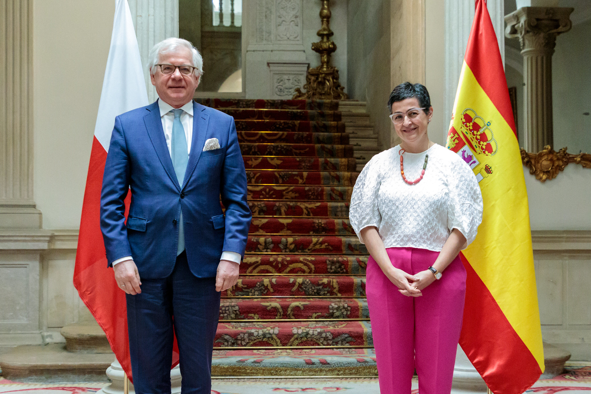 WI Daily News – Polish Foreign Minister visited Madrid