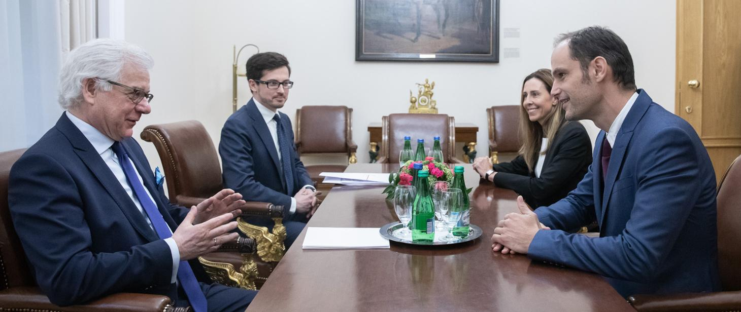 WI Daily News – Slovenian and Polish foreign ministers met in Warsaw