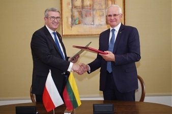 WI Daily News – Poland and Lithuania sign declaration about recognising scientific titles