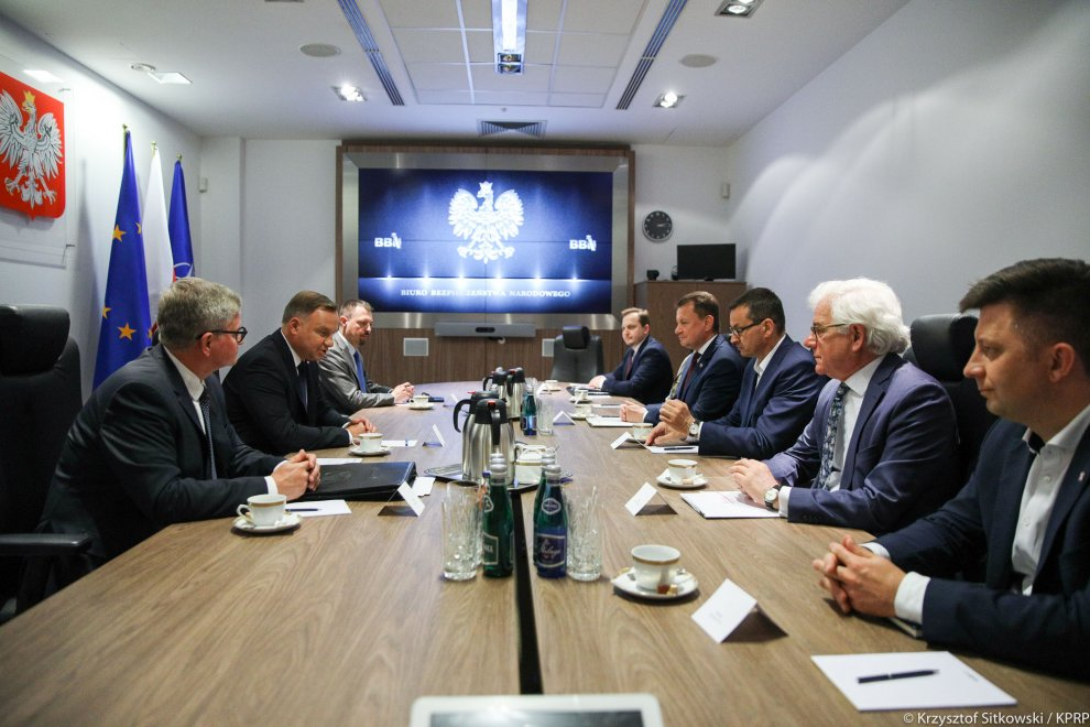 WI Daily News – Polish authorities met to discuss defence cooperation with US
