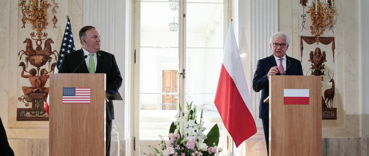 WI Daily News – Polish Foreign Minister met with US Secretary of State