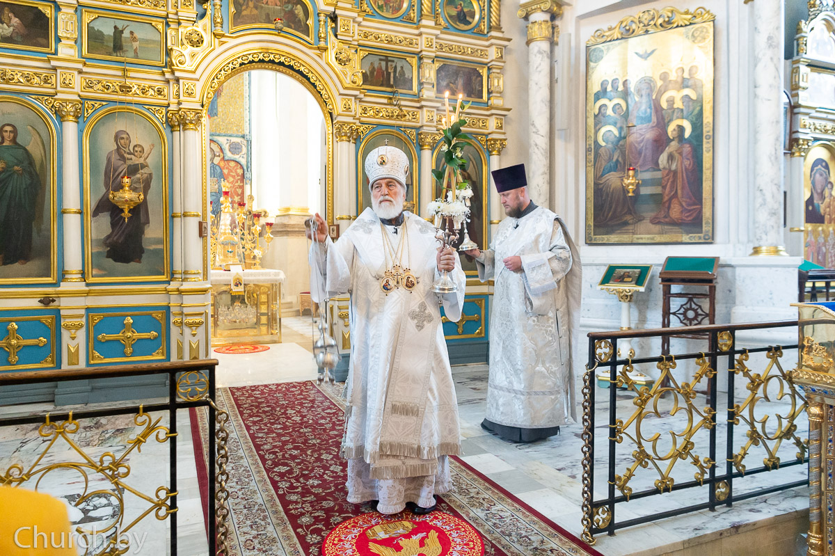 The Moscow Patriarchate Has a Problem in Belarus
