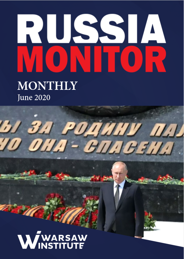 RUSSIA MONITOR MONTHLY 6/2020