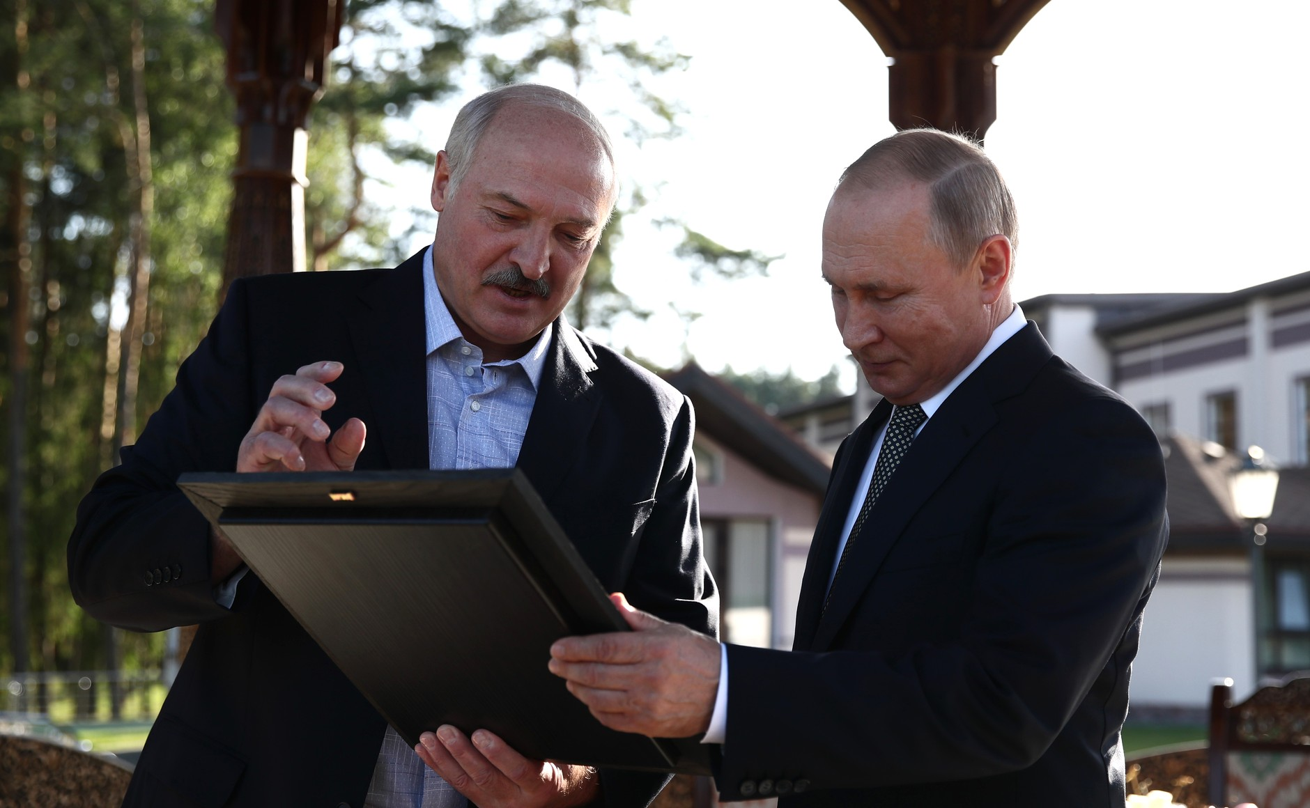 Lukashenko's Lesson For Putin