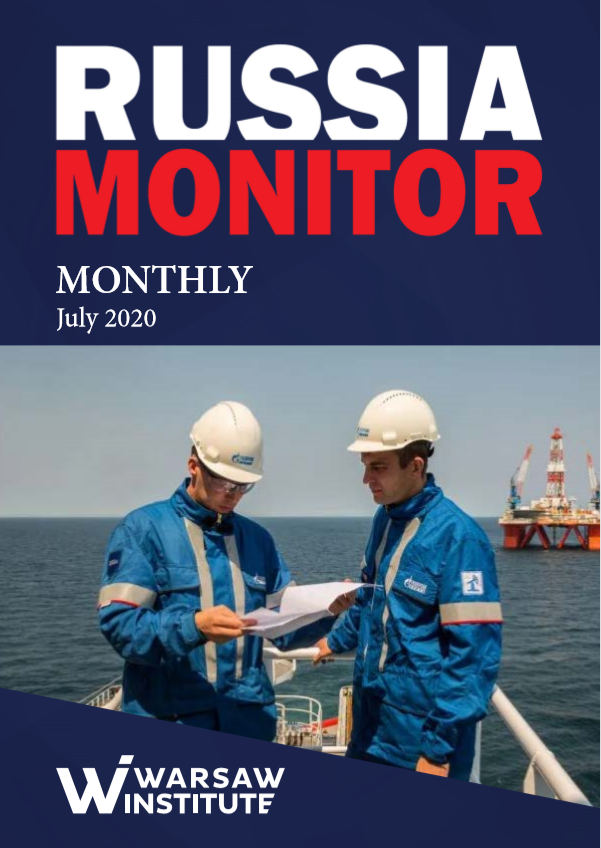 RUSSIA MONITOR MONTHLY 7/2020
