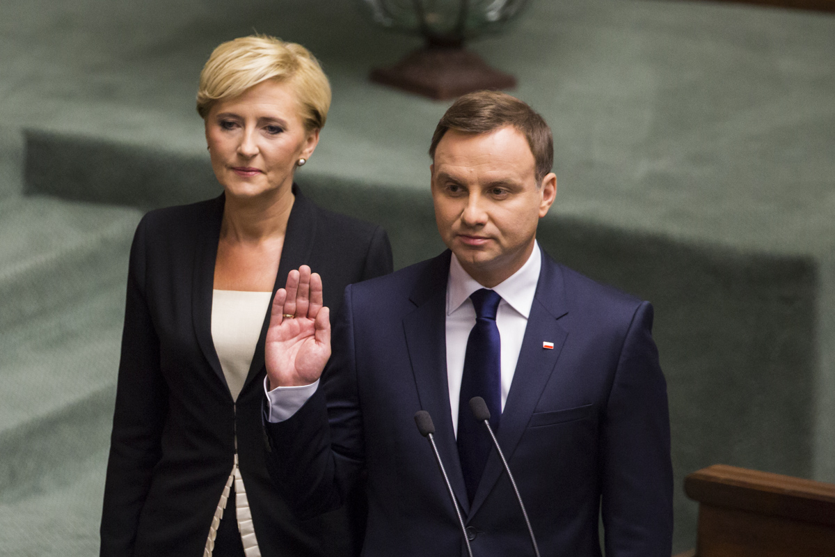 WI Daily News – President Andrzej Duda to take an oath of office