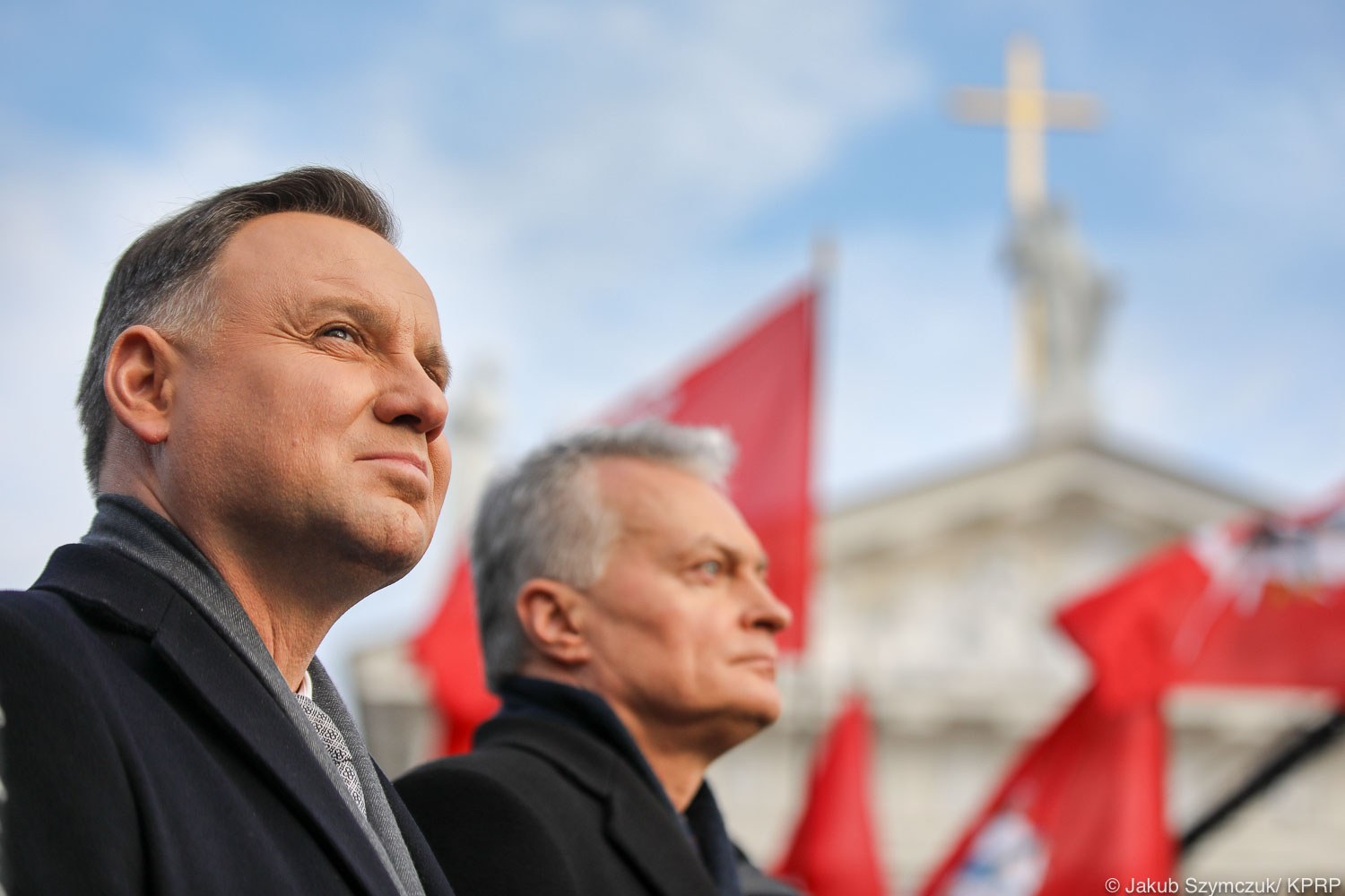 WI Daily News – Statement by Presidents Andrzej Duda and Gitanas Nausėda on situation in Belarus