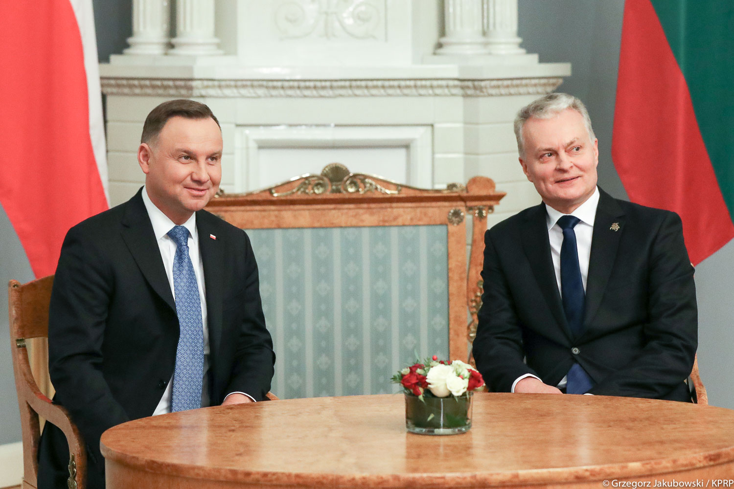 WI Daily News – Polish and Lithuanian Presidents agreed on joint steps on Belarus