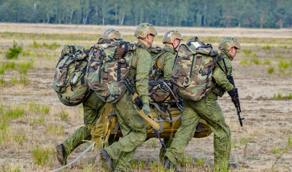 Slavic Brotherhood Joint Drills Overshadowed by a Crisis