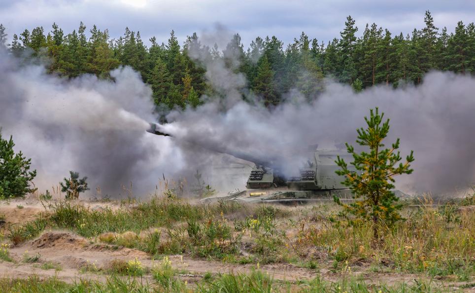 Rosjanie zerwali rozejm w Donbasie