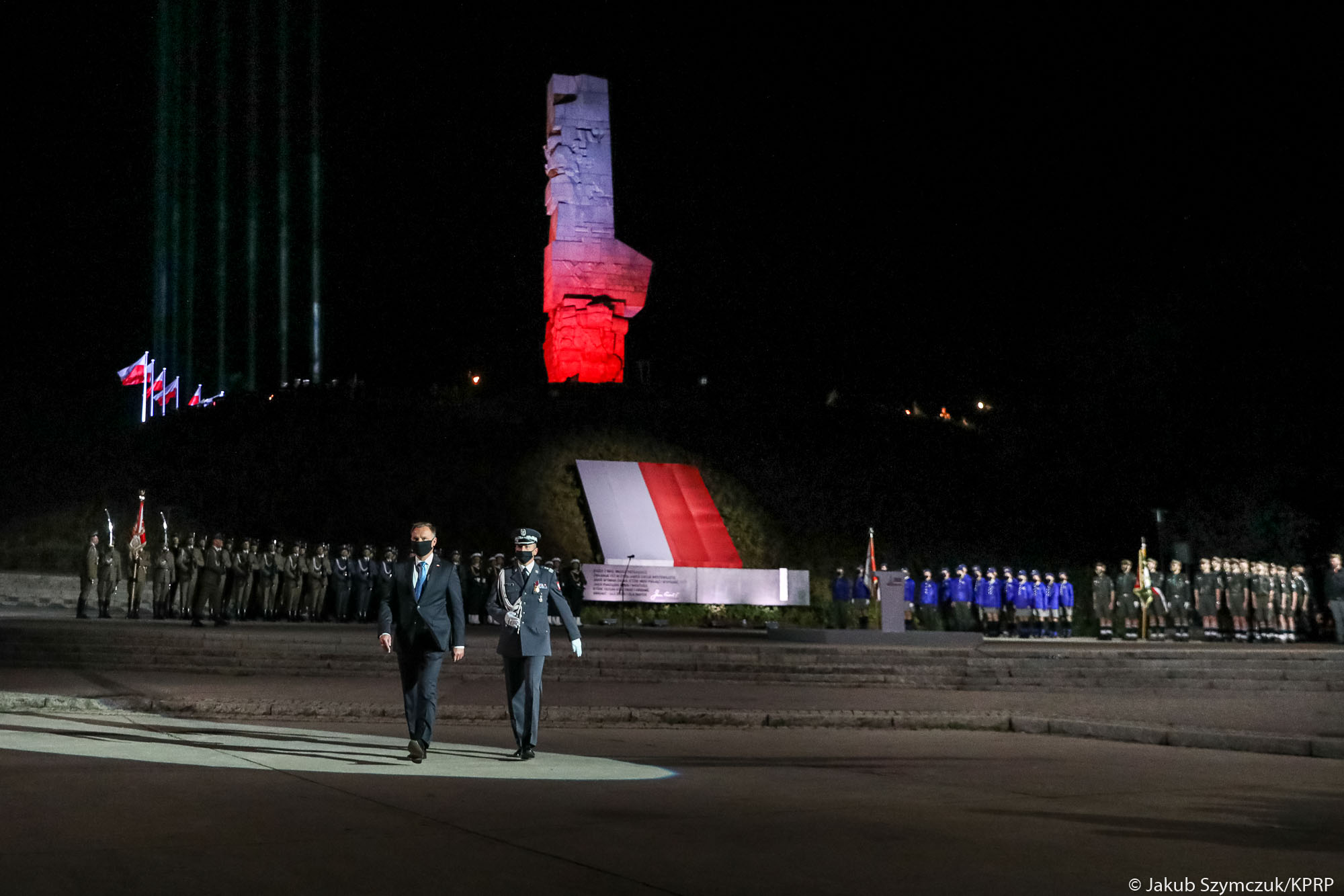 WI Daily News – World War II anniversary in Westerplatte
