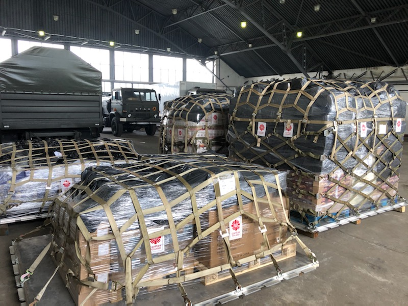 WI Daily News – Polish aid for Lebanon
