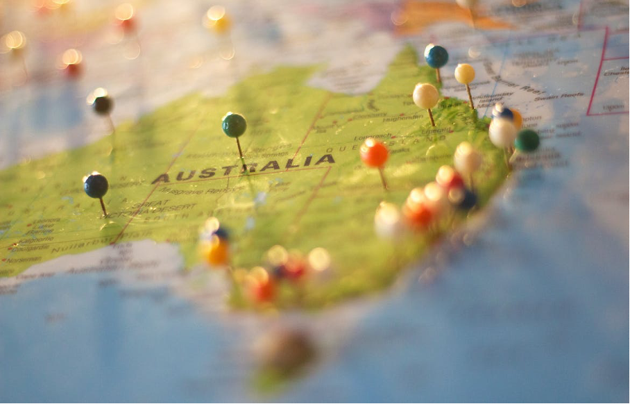 Chiny i Australia na kursie kolizyjnym