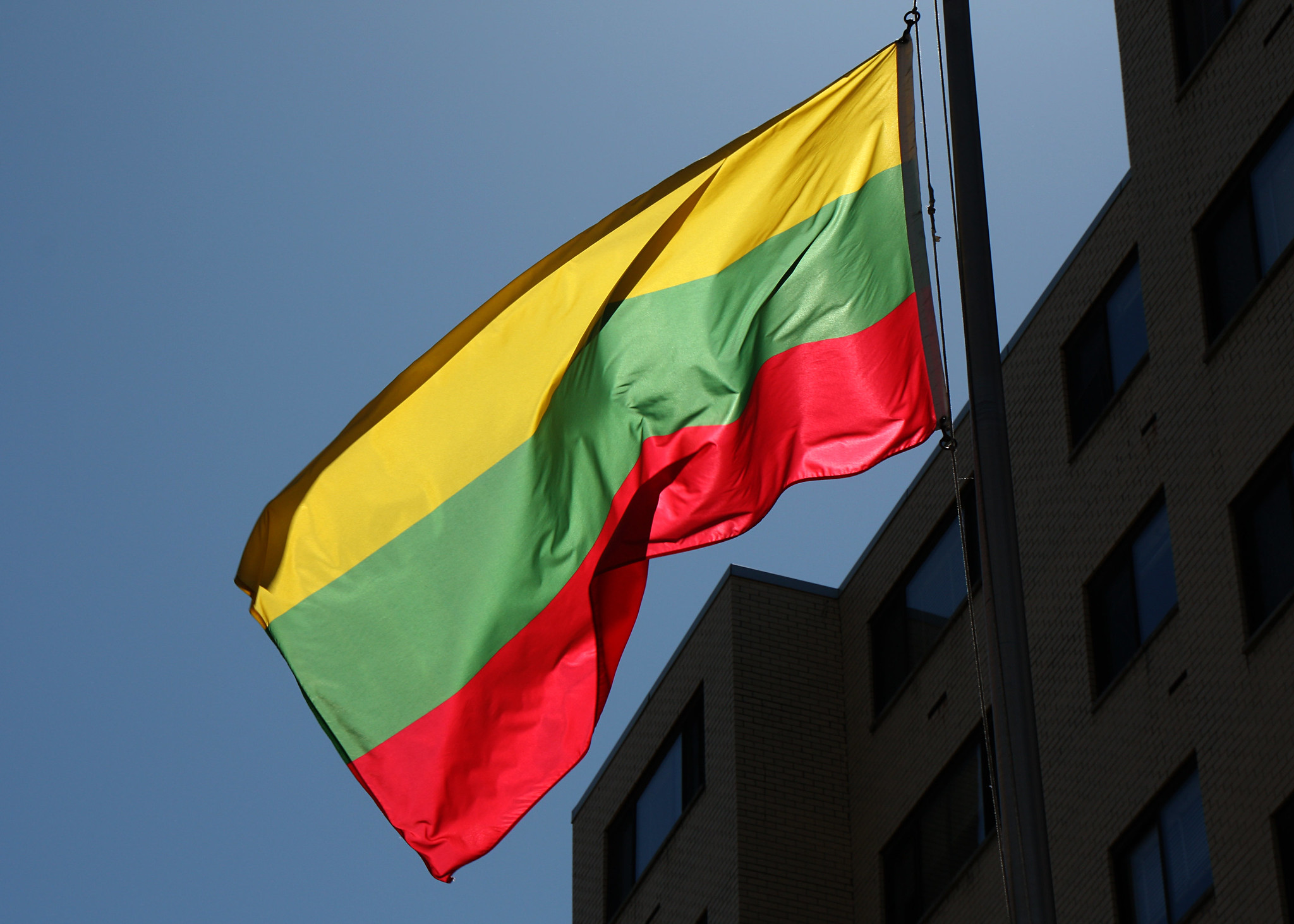 New Government in Lithuania