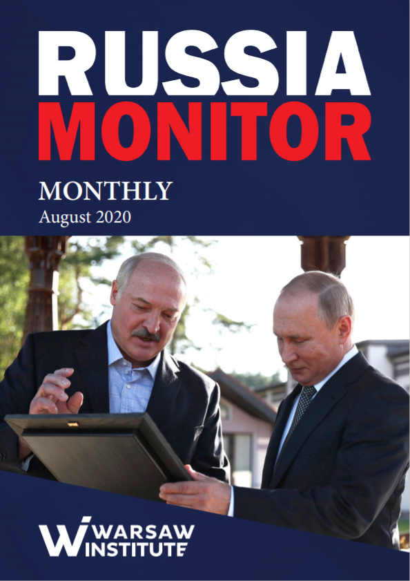 RUSSIA MONITOR MONTHLY 8/2020