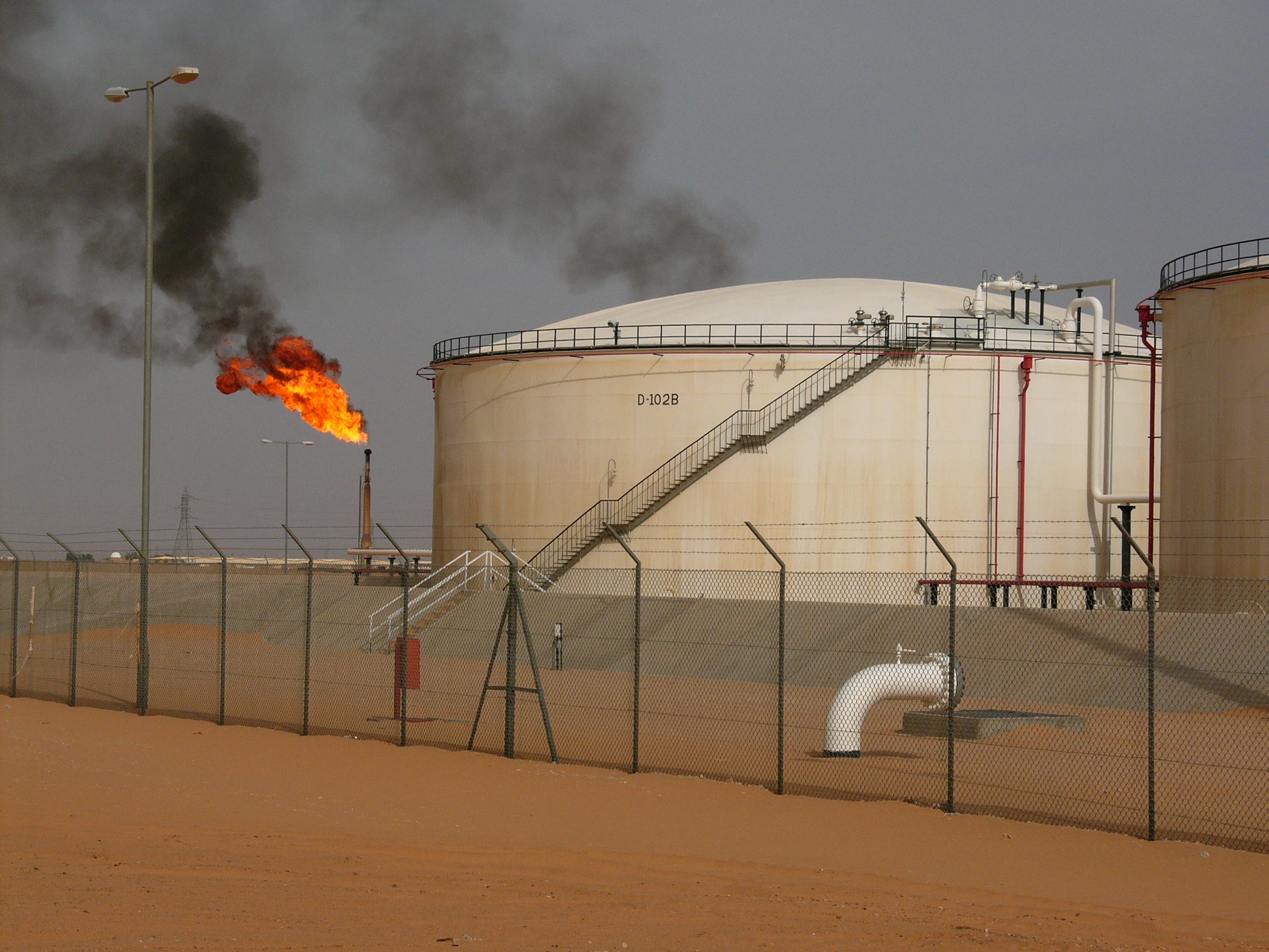 More Libyan Oil Causes Headache For Russians