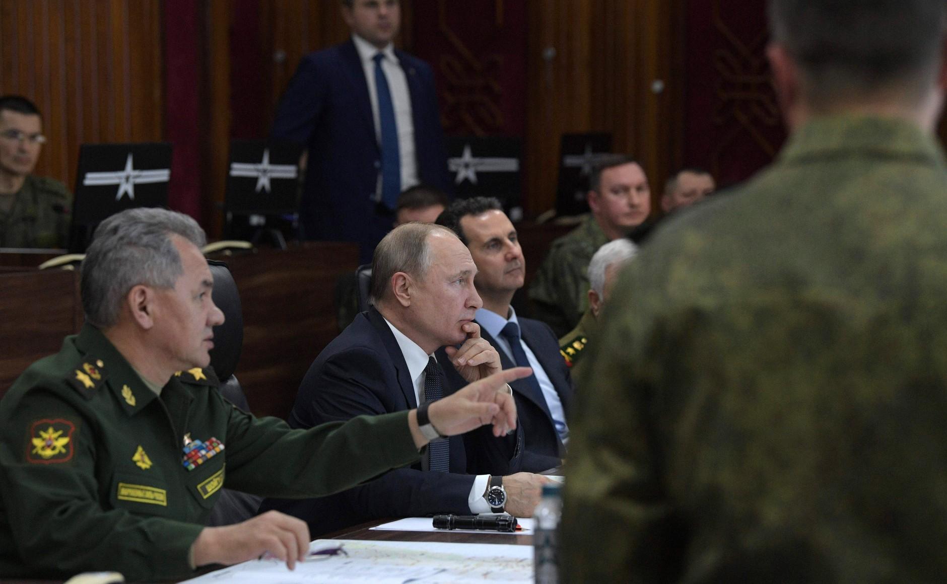 Rosja prowokuje Turcję w syryjskim Idlib