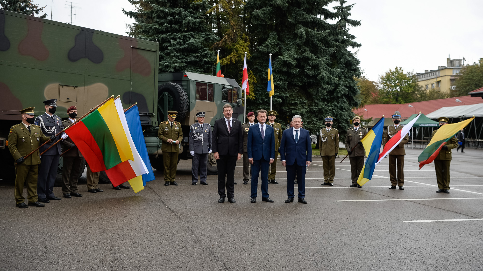 WI Daily News – Polish, Ukrainian and Lithuanian defence ministers met in Lublin