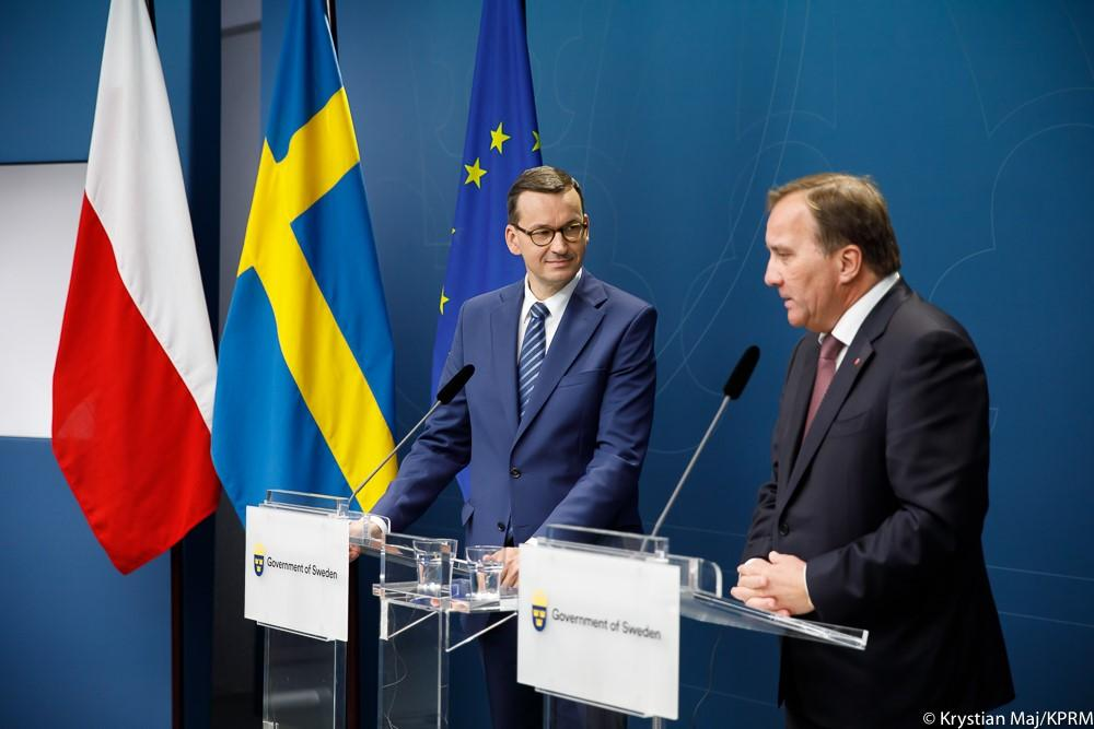 WI Daily News – Polish and Swedish Prime Ministers discussed the situation in Belarus